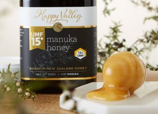 Happy Valley UMF 15+ Manuka Honey