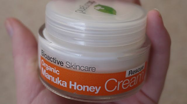 Manuka Honey Cream for Eczema