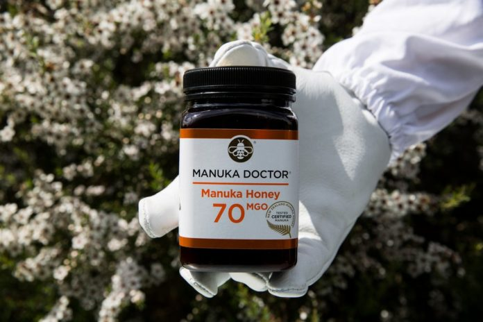 Manuka Honey for Cough