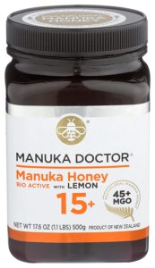 Image for Multifloral Manuka Honey lemon