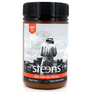 Image for Steens Manuka Honey